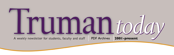 Truman Today PDF Archives 2001-present